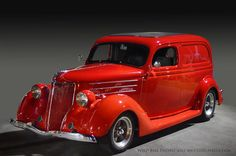 Ford Panel truck 1936
