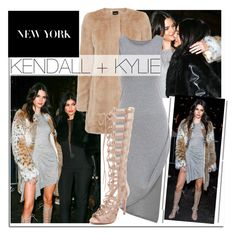 """""""Kendall + Kylie ..."""" by nfabjoy ❤ liked on Polyvore featuring moda, Kendall + Kylie, Oasis, women's clothing, women, female, woman, misses, juniors e kendalljenner"""