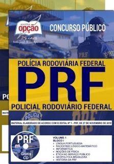 Apostila Prf Policial Rodoviario Federal 2019 Pdf Com Imagens