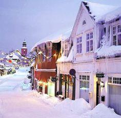 Old town (Kongsberg, Norway) Kongsberg kirke in distance- Hotel Reviews - TripAdvisor