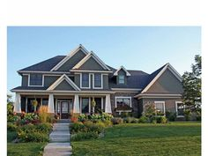 Favorite!!!!!!....Country House Plan with 3313 Square Feet and 4 Bedrooms from Dream Home Source | House Plan Code DHSW69509