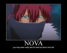 Hahaha!! Of course! I mean look at him!XD #Bleach