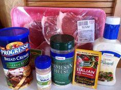 Pork Chop Recipe-making this tonight! Pork Chop Recipes, Meat Recipes, Crockpot Recipes, Cooking Recipes, Cooking Time, I Love Food, Good Food, Yummy Food, Chops Recipe