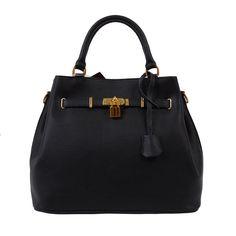Alisa, geanta office din piele naturală. Cu Happy Share, o recomandare de calitate este răsplătită cu 4% din vânzările generate.