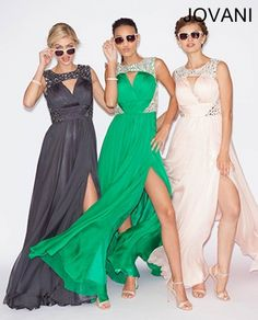Jovani Prom Dresses 2014- Call or visit CC's Boutique for more information  http://www.tampabridalshops.com/tampa-prom-dresses.html