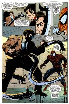 Image from Spectacular Spider-Man #221: Tom DeFalco, Sal Buscema ...