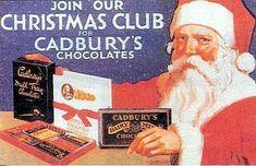 Chocolate...mmmm.   A Christmas Wish List In The1920s