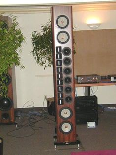 Exotica Grand Reference loudspeaker system from Alon by Acarian