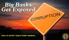 Are You Still Banking with a Criminal Enterprise?