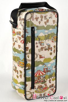 THIS IS BLYTHE - Bears Amusement Park dolly carrier $32/£19.81 ~ LOVE this!!!