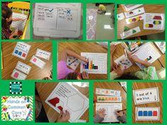 Common Core Math Centers!