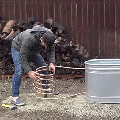 DIY Industrial Lamps; Ben Completes his Wood-Fired Hot Tub; See How YouTube Maker Videos are Made and More  - Core77