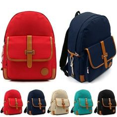 KAUKKO men's backpacks oblique zipper design women college ...