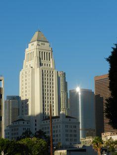Downtown- Los Angeles @ Jean-Louis Delezenne