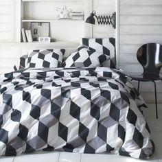 Optic bed sheets