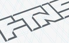 Logotype, FTNS Radio by Roger Oddone, via Behance