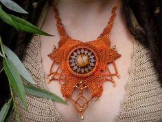 Necklace from Garlochin Magiar Artwork