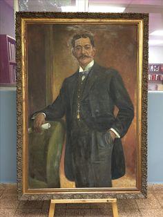 Dr. Carlos A. Mendoza, presidente de la República de Panamá, creador de la…