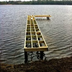 pond dock designs small pond dock installation north salem ny