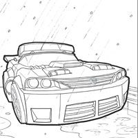 transformer happy birthday coloring pages - photo#33