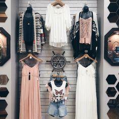 Peachy keen  Hunni walls #hunnistyle #retail #merch  shophunnis.com