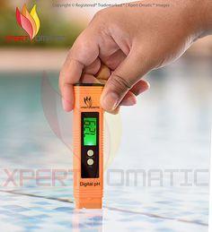 Xpertomatic ph Meter Ph Meter, Registered Trademark, Gardening, Digital, Image, Lawn And Garden, Horticulture