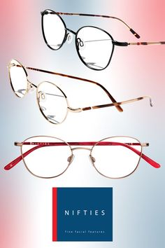 3d9f9a506a Get Ready for Vintage Style in NIFTIES Specs