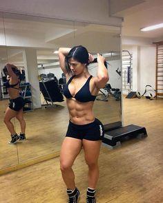 @EvaAndressaOf #sexyfitnessgirl Buenas noches! Un óptimo fin de semana a todos!  https://www.ugbodybuilding.com