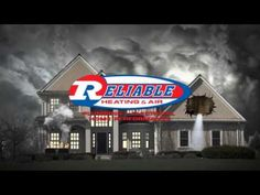 Dan Jape Reliable Heating & Air 2014 Commercial.