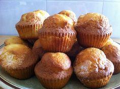 Main Cupcakes, Cupcake Cakes, Muffins, Fresh Cake, Flan, Cupcake Recipes, Tea Time, Baking, Dinner