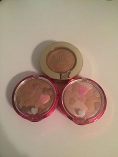 Swap/Sell in Lot. Physician's Formula Happy Booster in Bronze & Translucent Used but in very good condition. . Milani Baked Bronzer in Sunset. Swatched once.