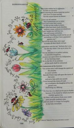 Illustrated Faith, Bible Art Journaling. By Kitty Kizziar