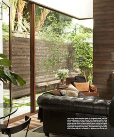 House Beautiful July/August issue is Big on Small space design