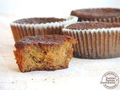 Muffin Senza Uova con Cocco e Quinoa (Senza Glutine)