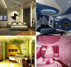 Cool #Bedrooms #4 FOR SURE!