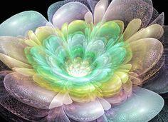 Glass Flower by moonhigh.deviantart.com on @DeviantArt