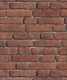 Red Brick Design Wallpaper