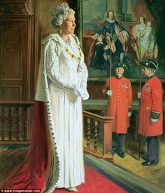 HRM - History of the British Monarchy