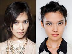maquiagem para orientais ousada