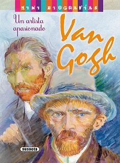 Vincent Van Gogh, el genio solitario, el hombre apasionado, el loco del pelo rojo, el padre del expresionismo, es uno de los grandes pintores de la historia. Un libro práctico y muy entretenido para que los jóvenes lectores conozcan al genial artista.