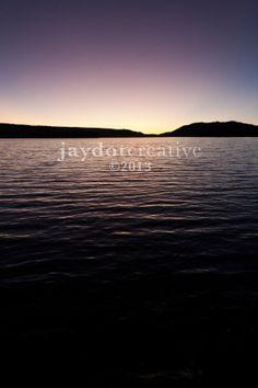 BIG BEAR LAKE California Dramatic Photograph by JaydotCreative