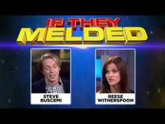 If They Melded: Reese Witherspoon + Steve Buscemi Edition