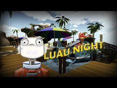 Robot Virtual Worlds new Level Pack - Palm Island!