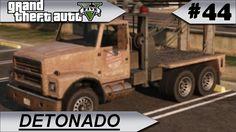 GTA V - Caminhão guincho #44