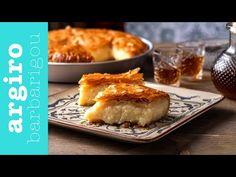 Γαλακτομπούρεκο • Keep Cooking by Argiro Barbarigou - YouTube