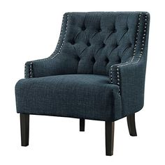 Arm Chair 199 Homelegance Charisma Accent With On Tufted Backrest