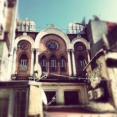 Yuksekkaldirim Ashkenazi synagogue