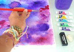 Your walls called, they need some color love. It's time to get crafty and unleash your inner artist with our...