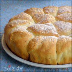 Pan de mantequilla.