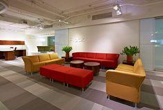 The HON Company Showroom - NeoCon 2013. #design #interiordesign #office #NeoCon13